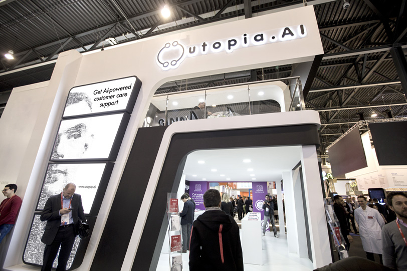 Mobile World Congress Barcelona 2018 (1) - Events - Utopia